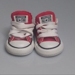 Infant converse sneakers